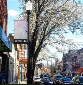 Doesn't Cincinnati look lovely in the spring?
